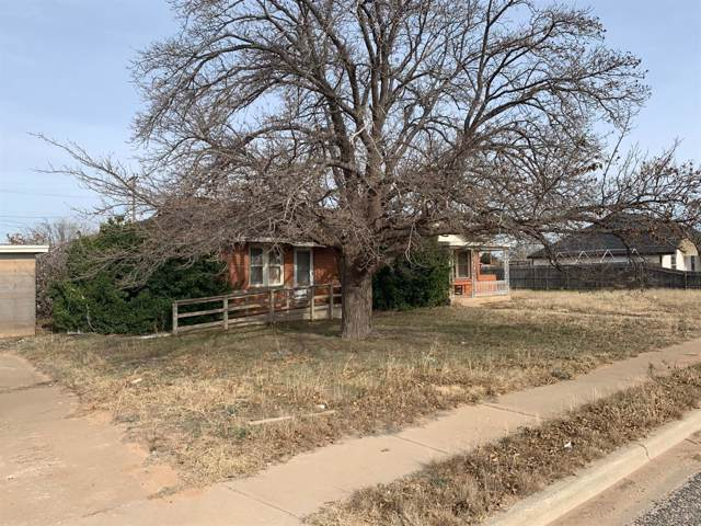 710 78th Street, Lubbock, TX 79404 (MLS #201910671) :: Lyons Realty