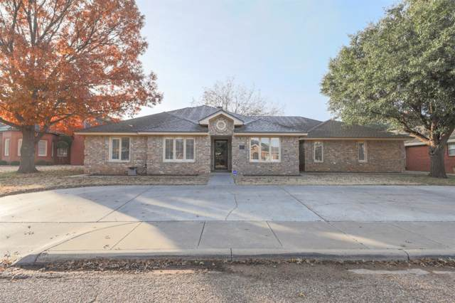 6025 75th Street, Lubbock, TX 79424 (MLS #201910694) :: Stacey Rogers Real Estate Group at Keller Williams Realty