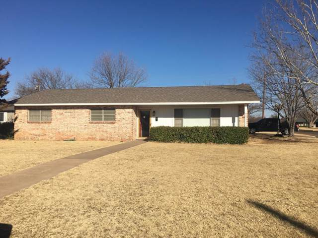 1400 Holliday Street, Plainview, TX 79072 (MLS #201910705) :: The Lindsey Bartley Team