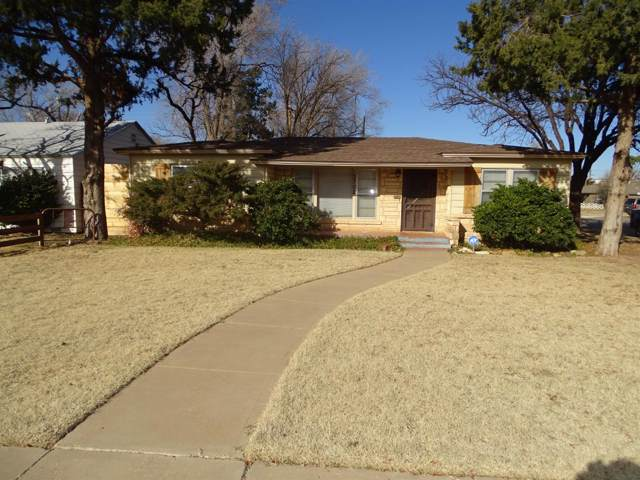 3702 26th Drive, Lubbock, TX 79410 (MLS #201910737) :: McDougal Realtors