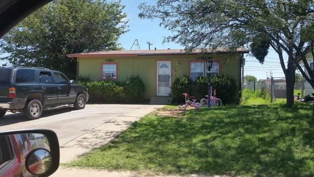 1518 E 24th Street, Lubbock, TX 79404 (MLS #201910787) :: Lyons Realty