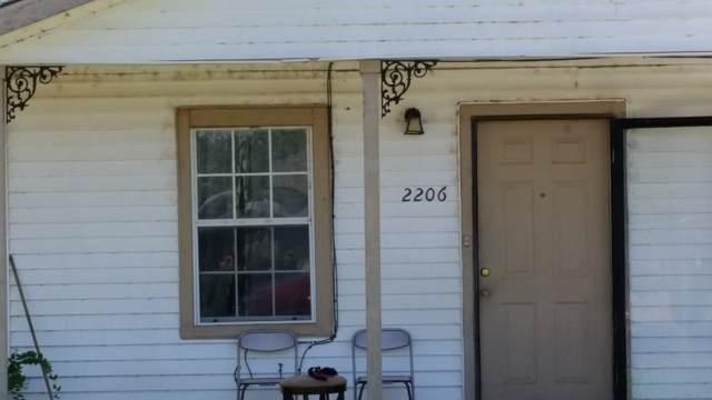 2206 E 29th Street, Lubbock, TX 79404 (MLS #201910788) :: Lyons Realty
