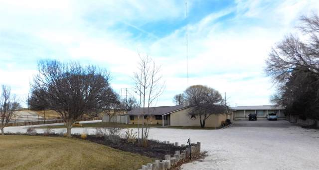 713 S State Highway 214, Muleshoe, TX 79347 (MLS #201910793) :: The Lindsey Bartley Team