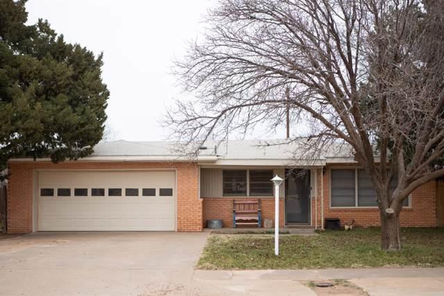 406 Fir Street, Idalou, TX 79329 (MLS #201910818) :: McDougal Realtors