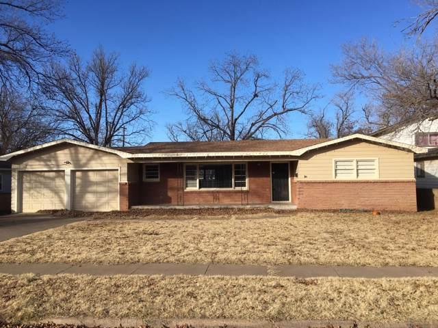 3510 40th Street, Lubbock, TX 79413 (MLS #201910837) :: Lyons Realty