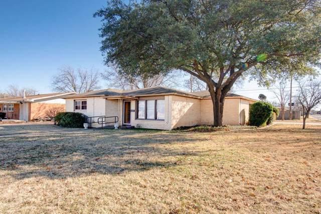 2715 38th Street, Lubbock, TX 79413 (MLS #201910878) :: Lyons Realty