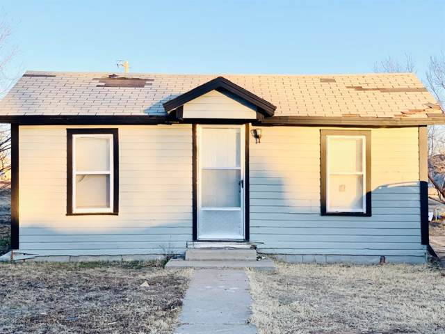 1304 Joliet Street, Plainview, TX 79072 (MLS #201910899) :: Stacey Rogers Real Estate Group at Keller Williams Realty