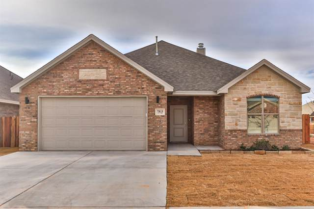 7811 87th Street, Lubbock, TX 79424 (MLS #202000012) :: The Lindsey Bartley Team