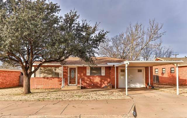 130 Elgin Avenue, Levelland, TX 79336 (MLS #202000042) :: The Lindsey Bartley Team