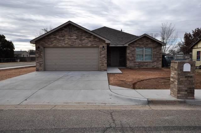 2801 Erskine Street, Lubbock, TX 79415 (MLS #202000048) :: Stacey Rogers Real Estate Group at Keller Williams Realty