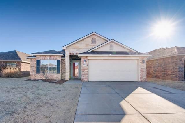 5519 110th Street, Lubbock, TX 79424 (MLS #202000059) :: McDougal Realtors