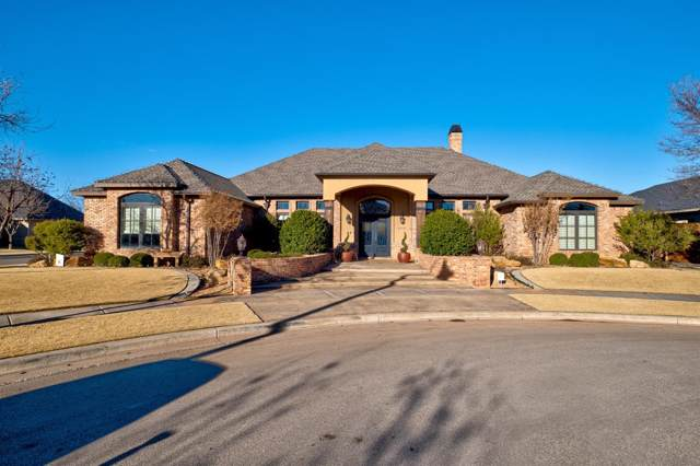 4006 110th Street, Lubbock, TX 79423 (MLS #202000083) :: Lyons Realty