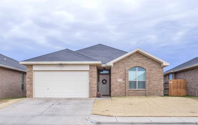 7626 85th Street, Lubbock, TX 79424 (MLS #202000084) :: The Lindsey Bartley Team