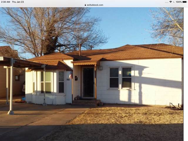 2816 41st Street, Lubbock, TX 79413 (MLS #202000091) :: Lyons Realty