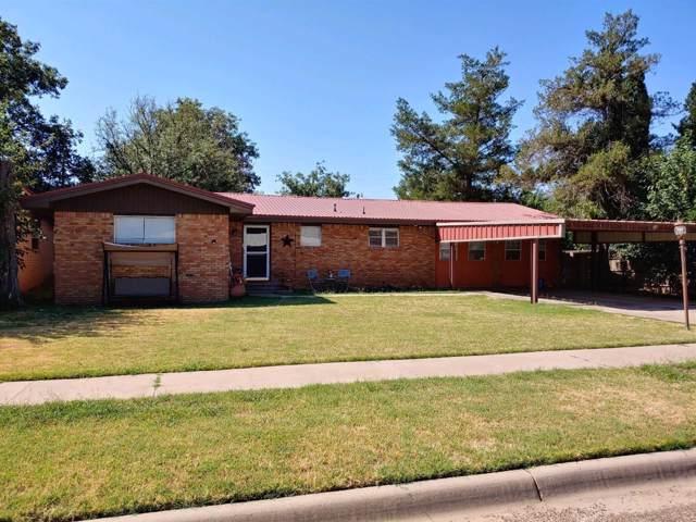 416 E 14th Street, Littlefield, TX 79339 (MLS #202000092) :: The Lindsey Bartley Team