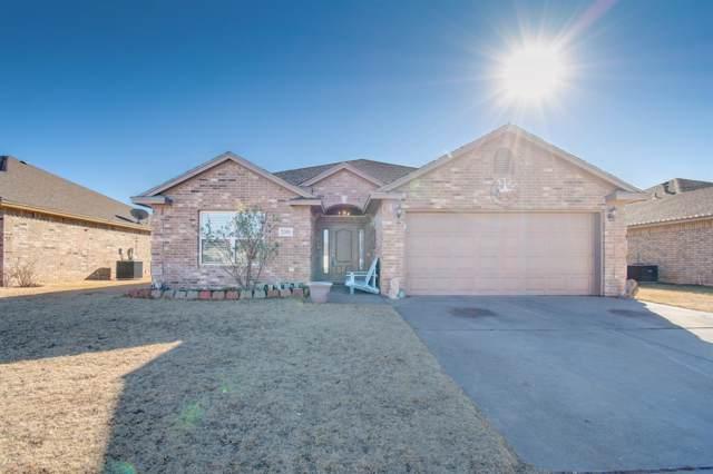 2303 100th Street, Lubbock, TX 79423 (MLS #202000116) :: McDougal Realtors