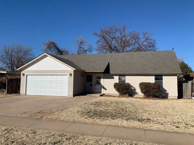 2718 62nd Street, Lubbock, TX 79413 (MLS #202000136) :: The Lindsey Bartley Team