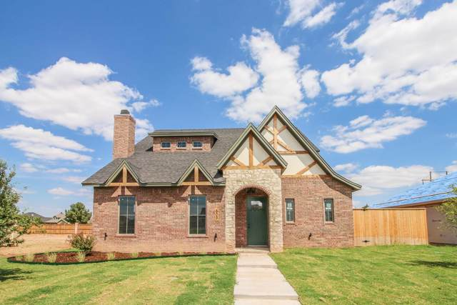 603 Calvin Drive, Wolfforth, TX 79382 (MLS #202000158) :: The Lindsey Bartley Team