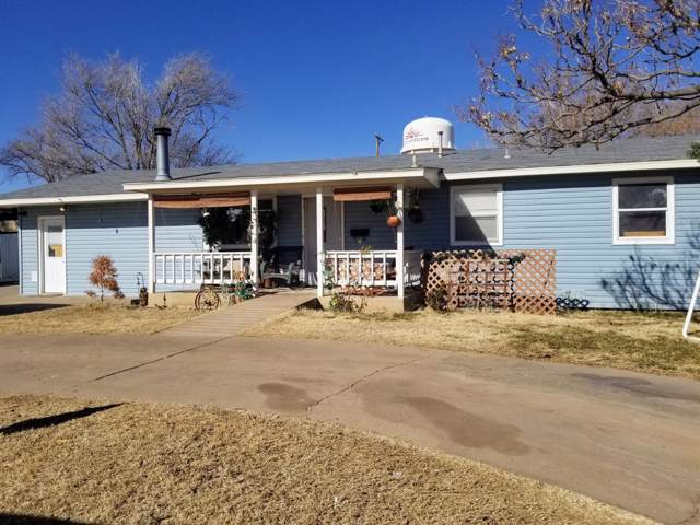 1717 Wilson Street, Levelland, TX 79336 (MLS #202000171) :: The Lindsey Bartley Team