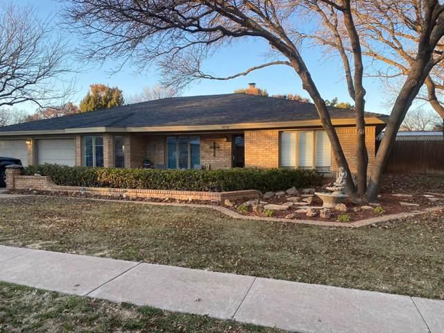4018 88th Street, Lubbock, TX 79423 (MLS #202000178) :: Lyons Realty