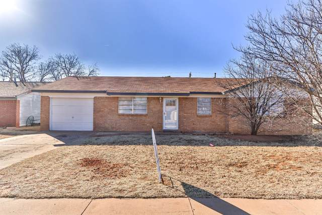 318 Pecan Street, Levelland, TX 79336 (MLS #202000181) :: Stacey Rogers Real Estate Group at Keller Williams Realty