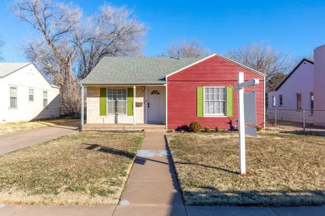 2512 27th Street, Lubbock, TX 79410 (MLS #202000190) :: Reside in Lubbock | Keller Williams Realty
