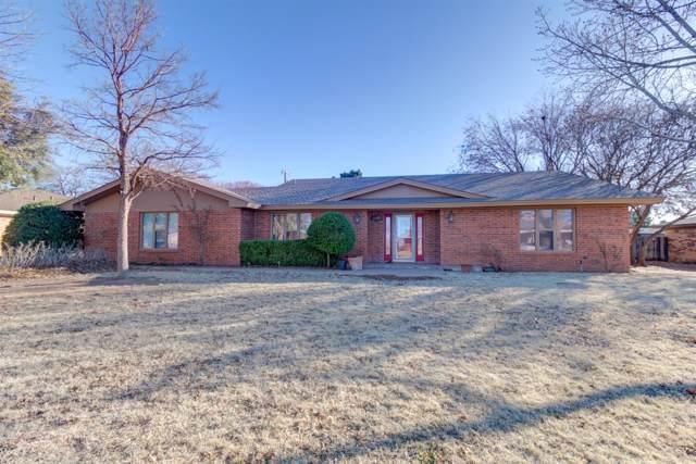 2511 N 4th Street, Tahoka, TX 79373 (MLS #202000236) :: Better Homes and Gardens Real Estate Blu Realty