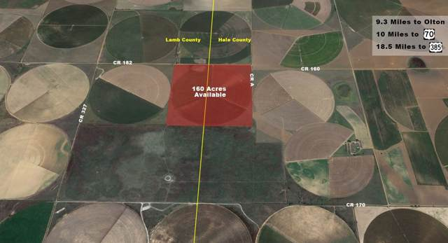 0 County Road 160, Olton, TX 79064 (MLS #202000256) :: The Lindsey Bartley Team