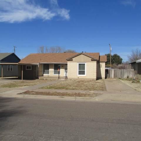 2506 33rd Street, Lubbock, TX 79410 (MLS #202000257) :: Reside in Lubbock | Keller Williams Realty
