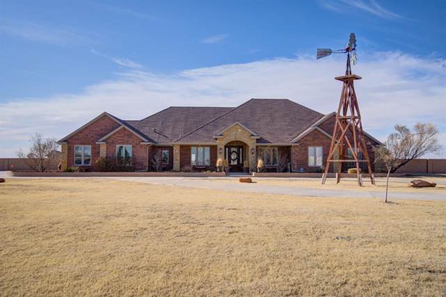 15410 County Road 1300, Wolfforth, TX 79382 (MLS #202000277) :: The Lindsey Bartley Team