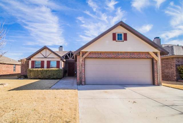 1503 Yorkshire Avenue, Wolfforth, TX 79382 (MLS #202000288) :: The Lindsey Bartley Team