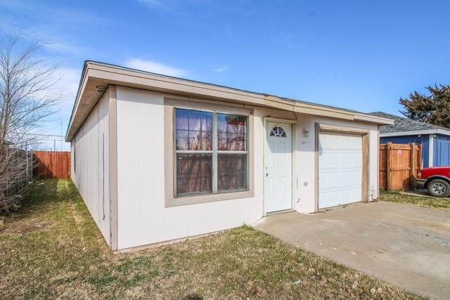 116-1 77th Street, Lubbock, TX 79404 (MLS #202000312) :: Reside in Lubbock | Keller Williams Realty