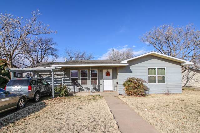 4620 42nd Street, Lubbock, TX 79414 (MLS #202000314) :: Reside in Lubbock | Keller Williams Realty
