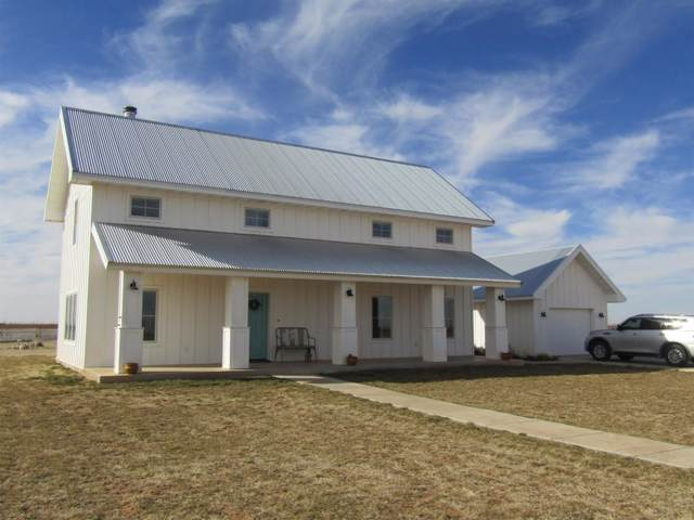 3370 Drill Stem Road, Levelland, TX 79336 (MLS #202000324) :: The Lindsey Bartley Team