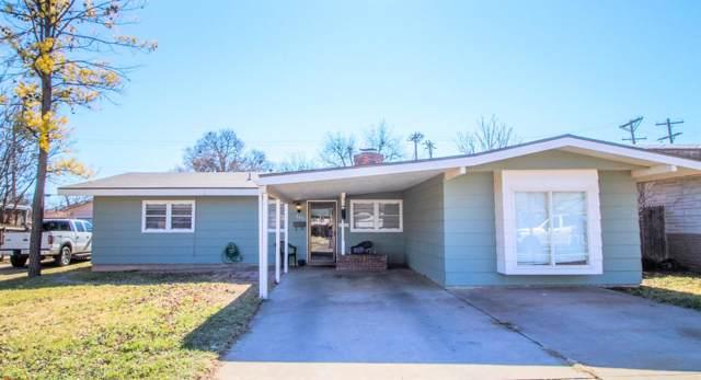 2617 45th Street, Lubbock, TX 79413 (MLS #202000329) :: Lyons Realty