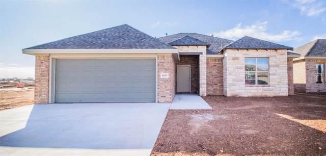 5603 116th Street, Lubbock, TX 79424 (MLS #202000342) :: Lyons Realty