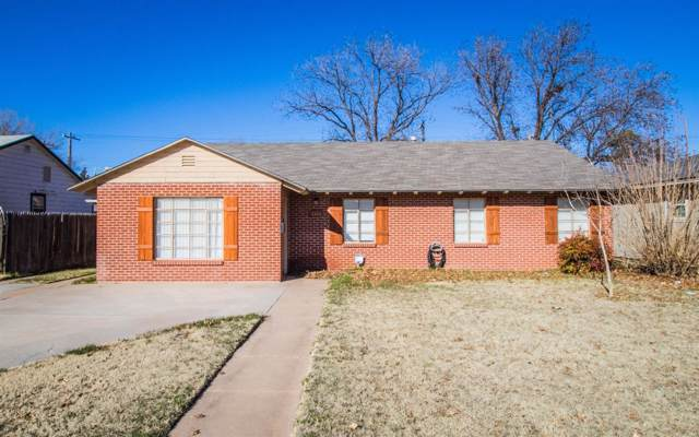 3506 28th Street, Lubbock, TX 79410 (MLS #202000369) :: The Lindsey Bartley Team
