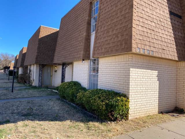 4727 48th Street, Lubbock, TX 79414 (MLS #202000373) :: Stacey Rogers Real Estate Group at Keller Williams Realty