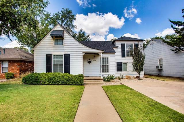 2510 26th Street, Lubbock, TX 79410 (MLS #202000379) :: Stacey Rogers Real Estate Group at Keller Williams Realty