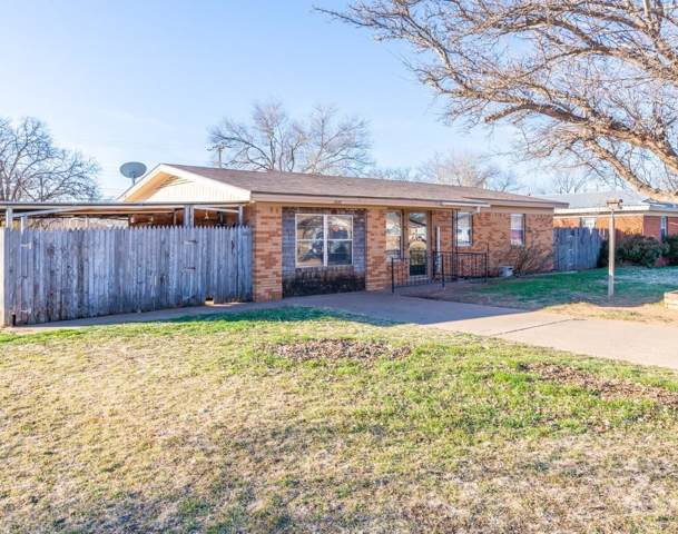 1216 10th Street, Shallowater, TX 79363 (MLS #202000382) :: The Lindsey Bartley Team