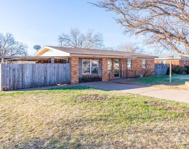 1216 10th Street, Shallowater, TX 79363 (MLS #202000382) :: Lyons Realty
