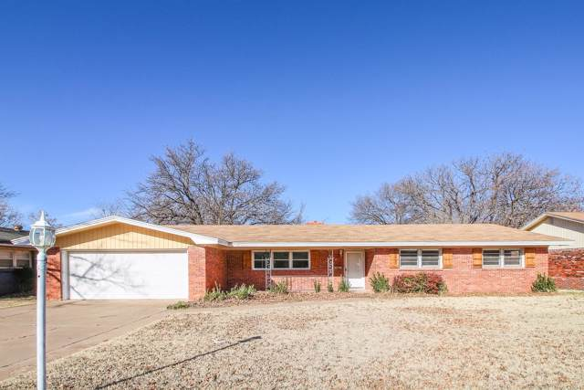 3022 56th Street, Lubbock, TX 79413 (MLS #202000403) :: The Lindsey Bartley Team