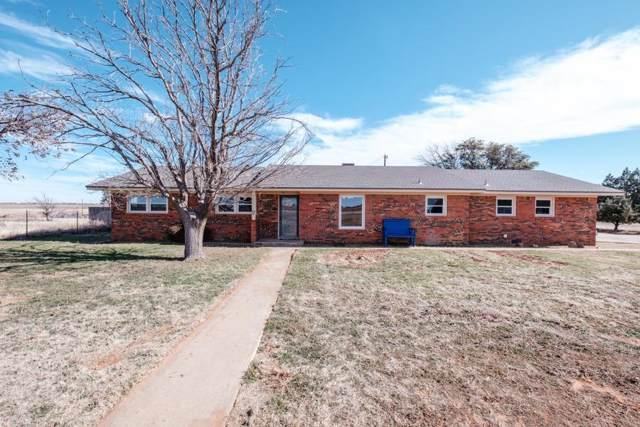 11508 N Farm Road 1264, Lubbock, TX 79415 (MLS #202000412) :: Lyons Realty