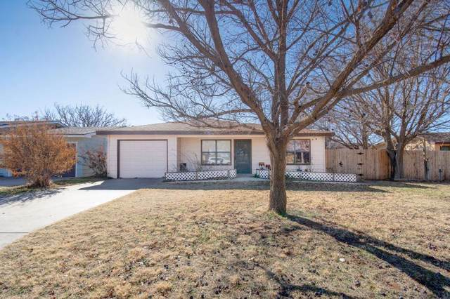 603 E 8th Street, Anton, TX 79313 (MLS #202000435) :: The Lindsey Bartley Team