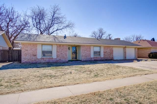 5431 12th Street, Lubbock, TX 79416 (MLS #202000436) :: Lyons Realty