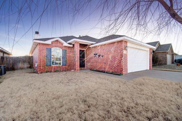 1913 99th Place, Lubbock, TX 79423 (MLS #202000453) :: Lyons Realty