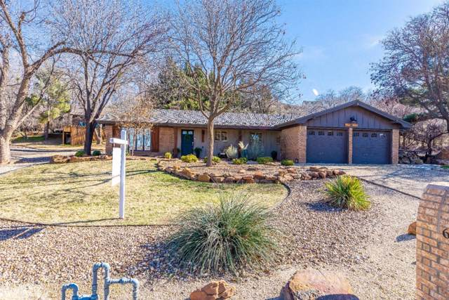 60 E Lakeshore Drive, Ransom Canyon, TX 79366 (MLS #202000454) :: The Lindsey Bartley Team