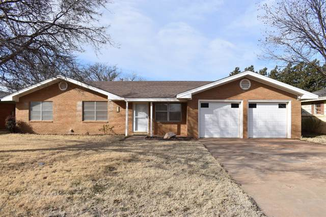 110 Eagle Avenue, Levelland, TX 79336 (MLS #202000466) :: The Lindsey Bartley Team