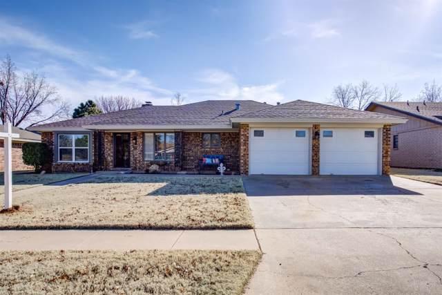 5503 72nd Street, Lubbock, TX 79424 (MLS #202000532) :: Lyons Realty