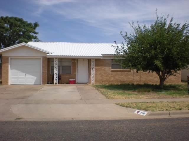 716 6th Street, Wolfforth, TX 79382 (MLS #202000537) :: McDougal Realtors